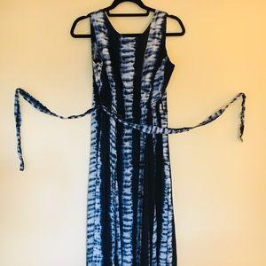 Dresses & Skirts - New Women full length Tie-Dye Maxi Dress